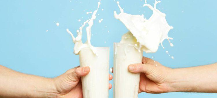¿Puedo cambiar la leche por bebidas vegetales?